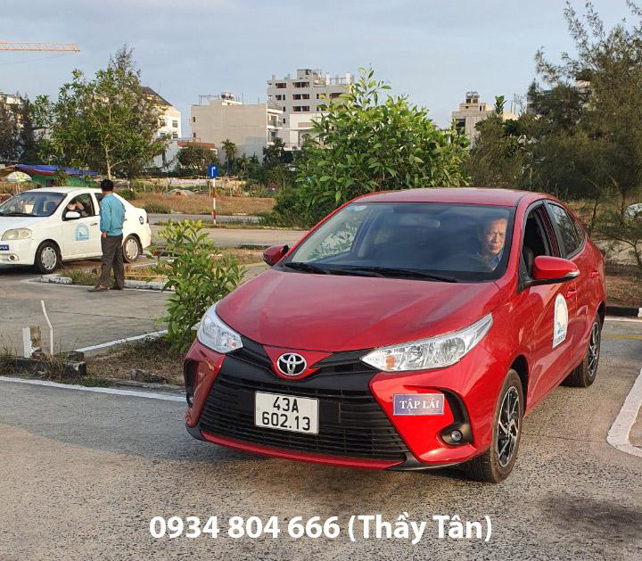 học lái xe oto b2 tại đà nẵng