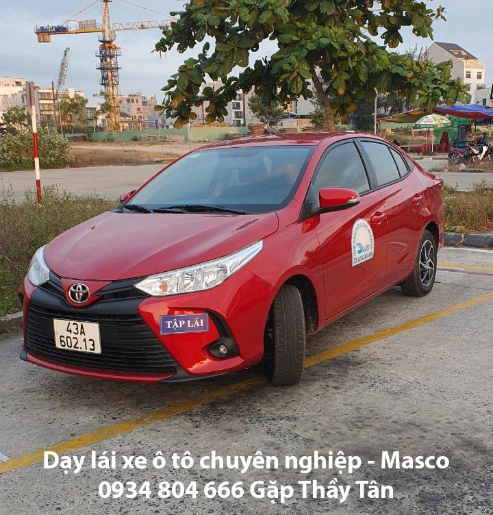 xe học thực hành lái xe ô tô tại đà nẵng